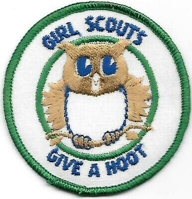 Girl Scouts Give a Hoot