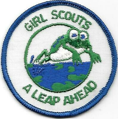 Girl Scouts A Leap Ahead