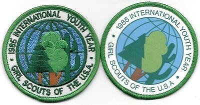 International Youth Year 1985