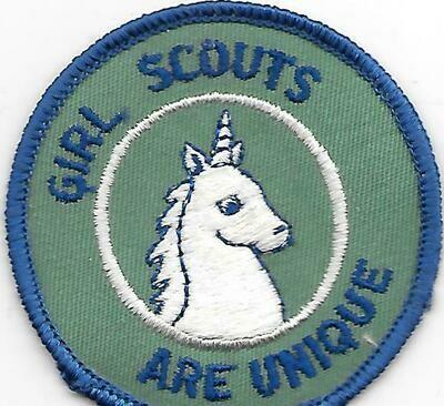 Girl Scouts Are Unique