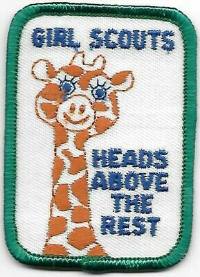 Girl Scouts Heads Above the Rest