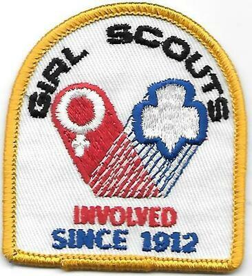 Bicentennial arch patch  1975-76