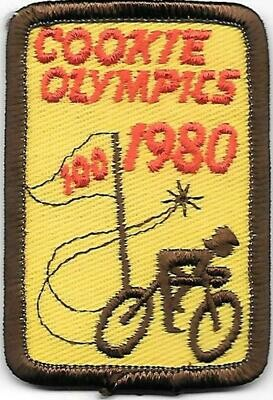 100 (Olympics) 1980 Little Brownie Bakers
