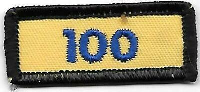100 Number Bar Cookie Safari 1986 Little Brownie Bakers