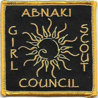 Abnaki council patch (Maine)