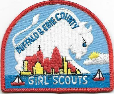 Buffalo & Erie County GSC  council patch (New York)