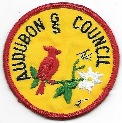 Audubon GSC council patch (Louisiana)