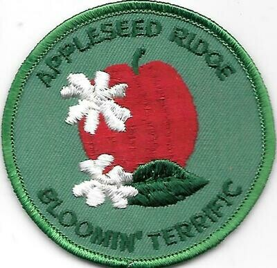 Appleseed Ridge council patch (Ohio)