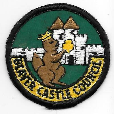 Beaver Council council patch (Pennslyvania)