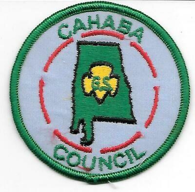 Cahaba Council council patch (Alabama)