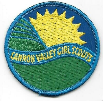 Canon Valley GS council patch (Minnesota)