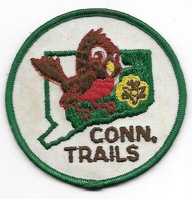 Conn. Trails council patch (CT)