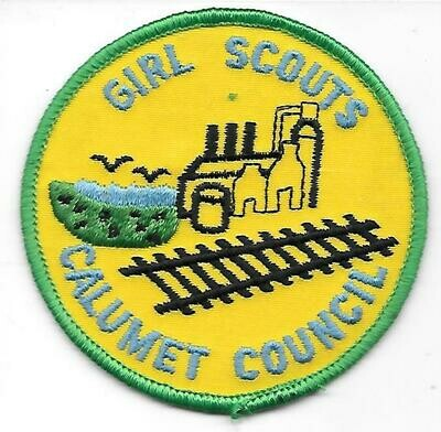 Calumet Council (Girl Scouts) council patch (Indiana)