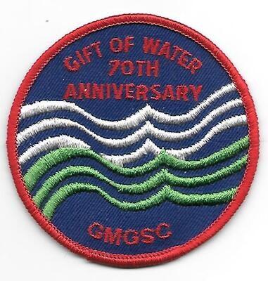 70th Anniversary Patch GMGSC
