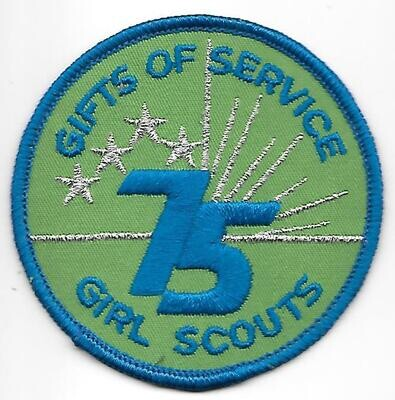 75th Anniversary Patch Council unknown