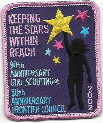 90th Anniversary/50th Anniversary Frontier Co