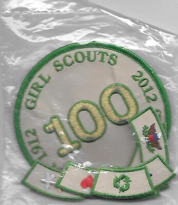 100th Anniversary Patch Set NE Texas