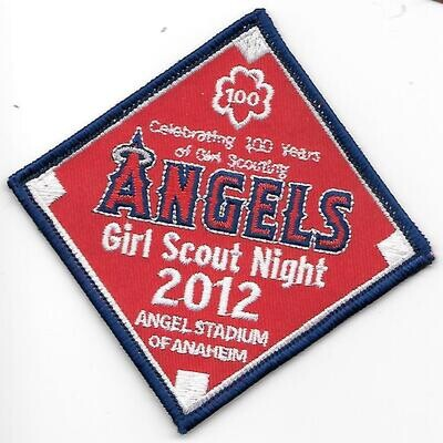 100th Anniversary Patch Angels GS Night