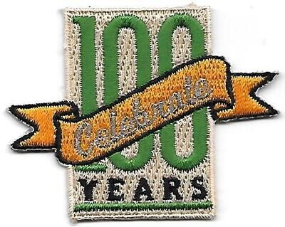 100th Anniversary Patch generic