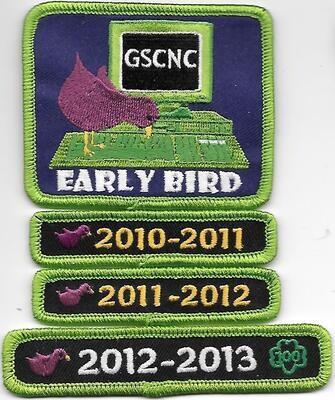 100th Anniversary Patch set GSCNC