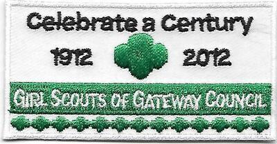 100th Anniversary Patch (Base--Gateway Council)