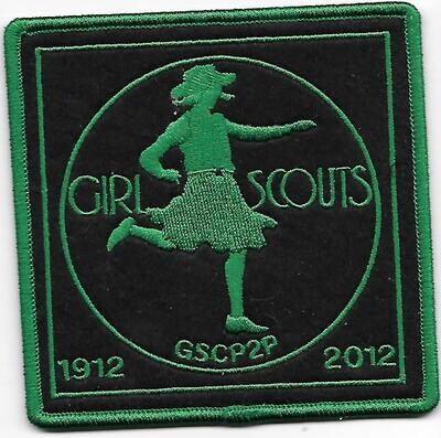 100th Anniversary Patch GSCP2P