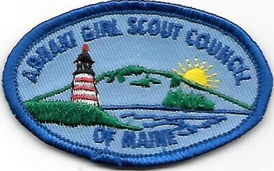 Abnaki GSC patch (Maine)