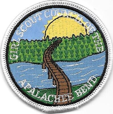 Apalachee Bend (GS of the) council patch (Florida)