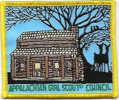 Appalachian Council (GS) council patch (Tennessee)