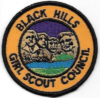 Black Hills GSC  council patch (SD)