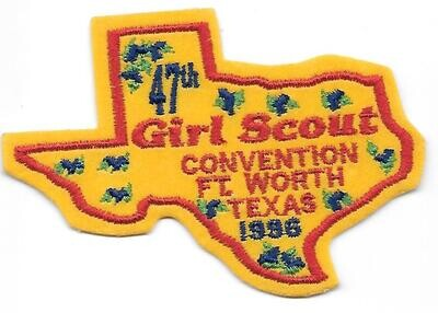 47th Convention Ft. Worth Patch 1996