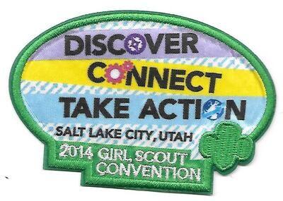 53rd Convention Salt Lake City Theme Patch 2014