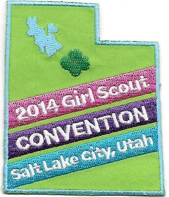 53rd Convention Salt Lake City Patch 2014 (smaller)