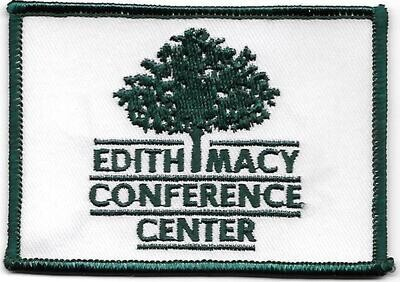 Edith Macy Conference Center Patch (