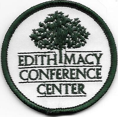 Edith Macy Conference Center Patch (small round)
