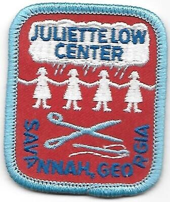 Birthplace patch small rectangle