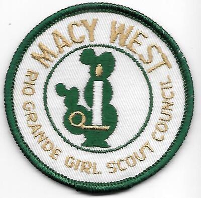 Macy West (Rio Grande GSC)