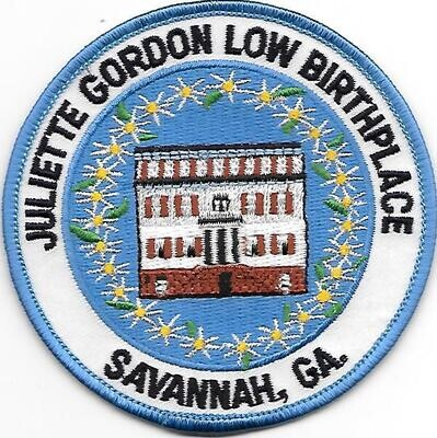 Birthplace patch (white house)