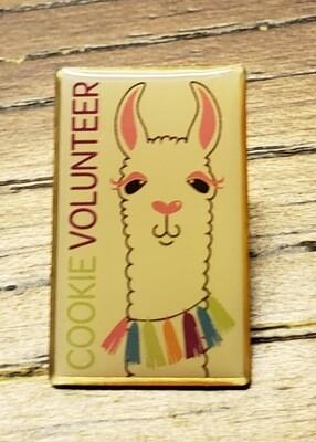Volunteer Pin 2017 ABC