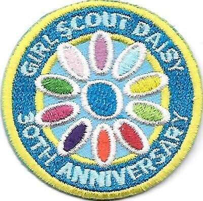 30th Anniversary Girl Scout Daisy