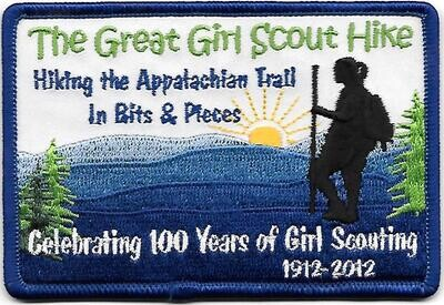 100th Anniversary Patch Appalachian Trail (council unkown)
