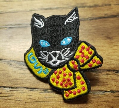 Cat Patch Pin