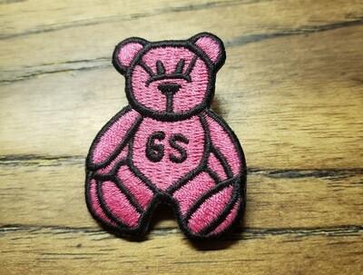 Teddy Bear Patch Pin