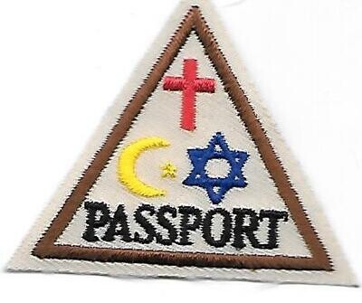 Passport to Religions Greater Chicago Council own Brownie Try It (Original)