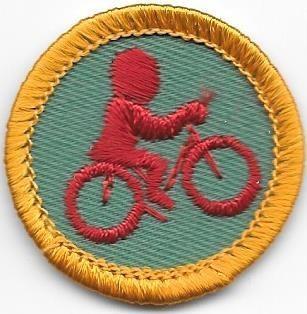Bicycling Yellow Border  1980-1991