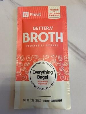 Everything Bagel Bone Broth 5 Pack