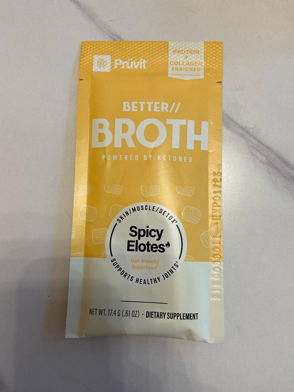 Spicy Elotes Bone Broth 5 Pack