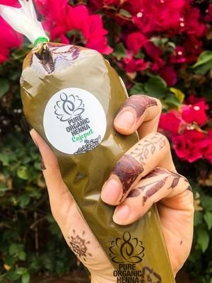 Pure Organic Henna Bulk Cones