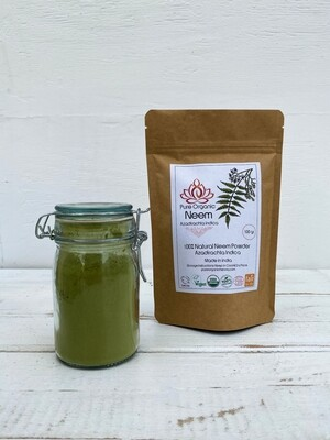 Pure Organic Neem Powder