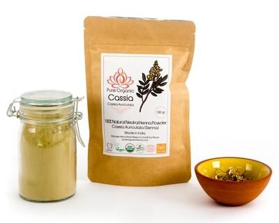 Pure Organic Cassia Powder